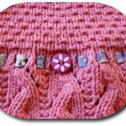 Je tricote le Mya...